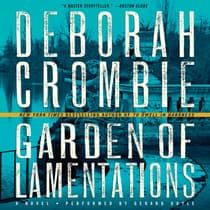 Garden of Lamentations by Deborah Crombie audiobook