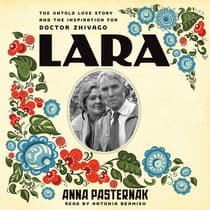 Lara by Anna Pasternak audiobook