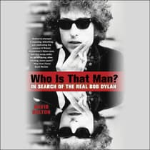 Who Is That Man? by David Dalton audiobook