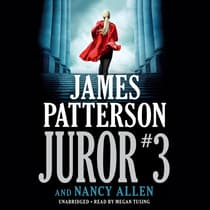 Juror #3 by James Patterson audiobook