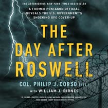 The Day After Roswell by Philip Corso audiobook