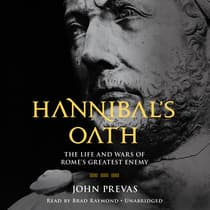 Hannibal's Oath by John Prevas audiobook