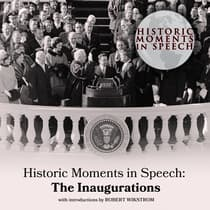 The Inaugurations by the Speech Resource Company audiobook