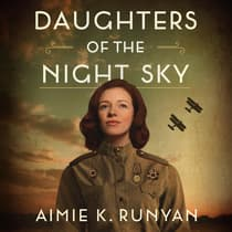 Daughters of the Night Sky by Aimie K. Runyan audiobook