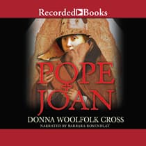 Pope Joan by Donna Woolfolk Cross audiobook