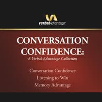 Conversation Confidence: A Verbal Advantage Collection by Leil Lowndes audiobook