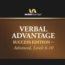 Verbal Advantage Advanced Edition, Sections 6-10 by Charles Harrington Elster audiobook