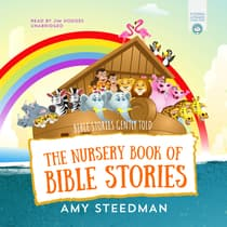 The Nursery Book of Bible Stories by Amy Steedman audiobook