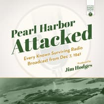 Pearl Harbor Attacked by Jim Hodges audiobook
