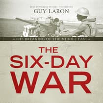 The Six-Day War by Guy Laron audiobook