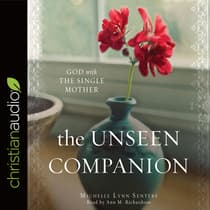 The Unseen Companion by Michelle Lynn Senters audiobook