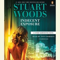 Indecent Exposure by Stuart Woods audiobook