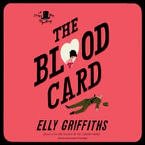 The Blood Card by Elly Griffiths audiobook