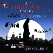 A Christmas Carol and The Night before Christmas by Charles Dickens audiobook