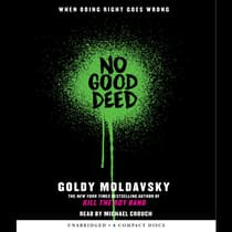 No Good Deed by Goldy Moldavsky audiobook
