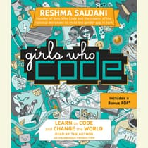 Girls Who Code by Reshma Saujani audiobook