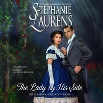 The Lady by His Side by Stephanie Laurens audiobook