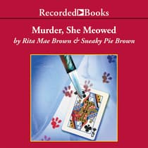 Murder, She Meowed by Rita Mae Brown audiobook
