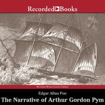 The Narrative of Arthur Gordon Pym of Nantucket by Edgar Allan Poe audiobook