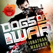 Dogs of War by Jonathan Maberry audiobook