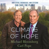 Climate of Hope by Michael R. Bloomberg audiobook
