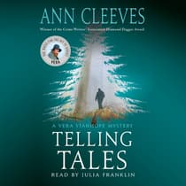 Telling Tales by Ann Cleeves audiobook