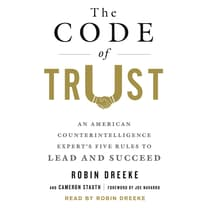 The Code of Trust by Cameron Stauth audiobook