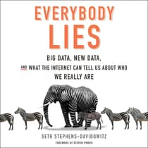 Everybody Lies by Seth Stephens-Davidowitz audiobook