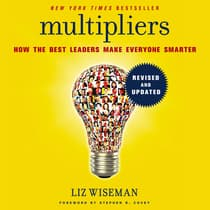 Multipliers, Revised and Updated by Liz Wiseman audiobook