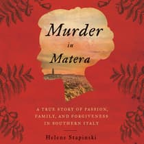 Murder In Matera by Helene Stapinski audiobook