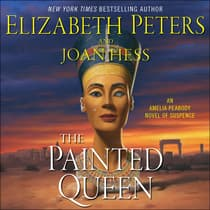 The Painted Queen by Elizabeth Peters audiobook