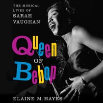 Queen of Bebop by Elaine M. Hayes audiobook