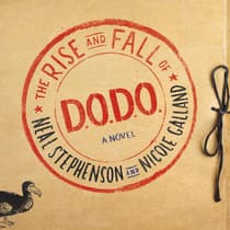 The Rise and Fall of D.O.D.O. by Neal Stephenson audiobook