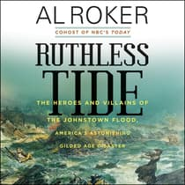 Ruthless Tide by Al Roker audiobook