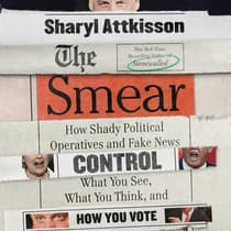 The Smear by Sharyl Attkisson audiobook