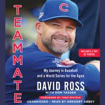 Teammate by David Ross audiobook
