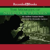 The Memoirs of Sherlock Holmes by Arthur Conan Doyle audiobook