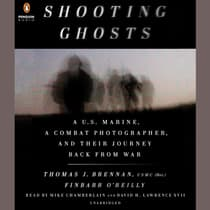 Shooting Ghosts by Thomas J. Brennan USMC audiobook