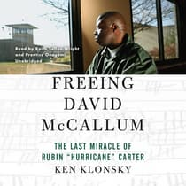 Freeing David McCallum by Ken Klonsky audiobook