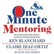 One Minute Mentoring by Kenneth Blanchard audiobook