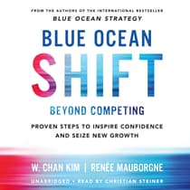 Blue Ocean Shift by W. Chan Kim audiobook