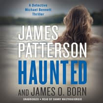 Haunted by James Patterson audiobook