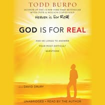 God Is for Real by Todd Burpo audiobook