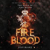 Fireblood by Elly Blake audiobook