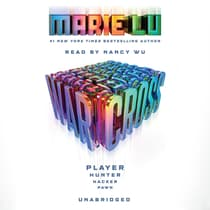 Warcross by Marie Lu audiobook