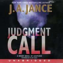 Judgment Call by J. A. Jance audiobook
