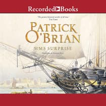 H.M.S. Surprise by Patrick O'Brian audiobook