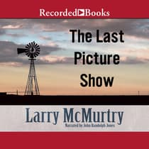 The Last Picture Show by Larry McMurtry audiobook