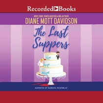 The Last Suppers by Diane Mott Davidson audiobook