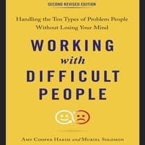 Working with Difficult People, Second Revised Edition by Amy Cooper Hakim audiobook